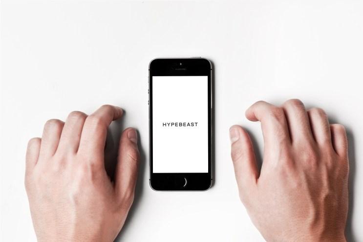 SHOP NOW: HYPEBEAST Store App