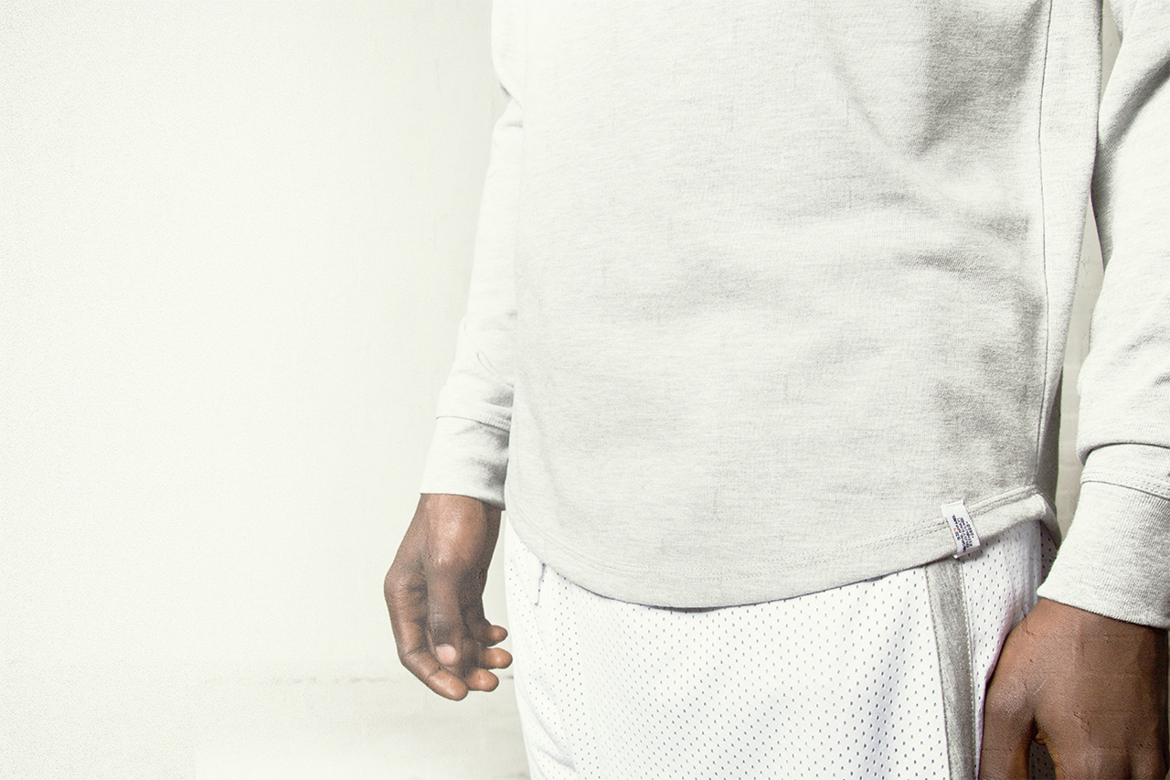size? 2014 Summer Basics Collection
