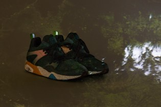 "size? x PUMA ""Wilderness Pack"" Part Two"