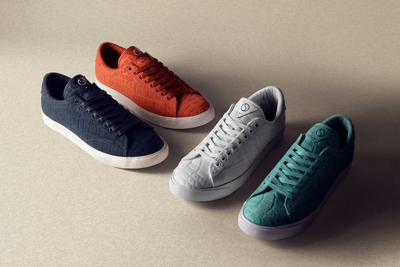"""size? x Nike 2014 Summer Tennis Classic AC """"Court Surfaces"""" Pack"""