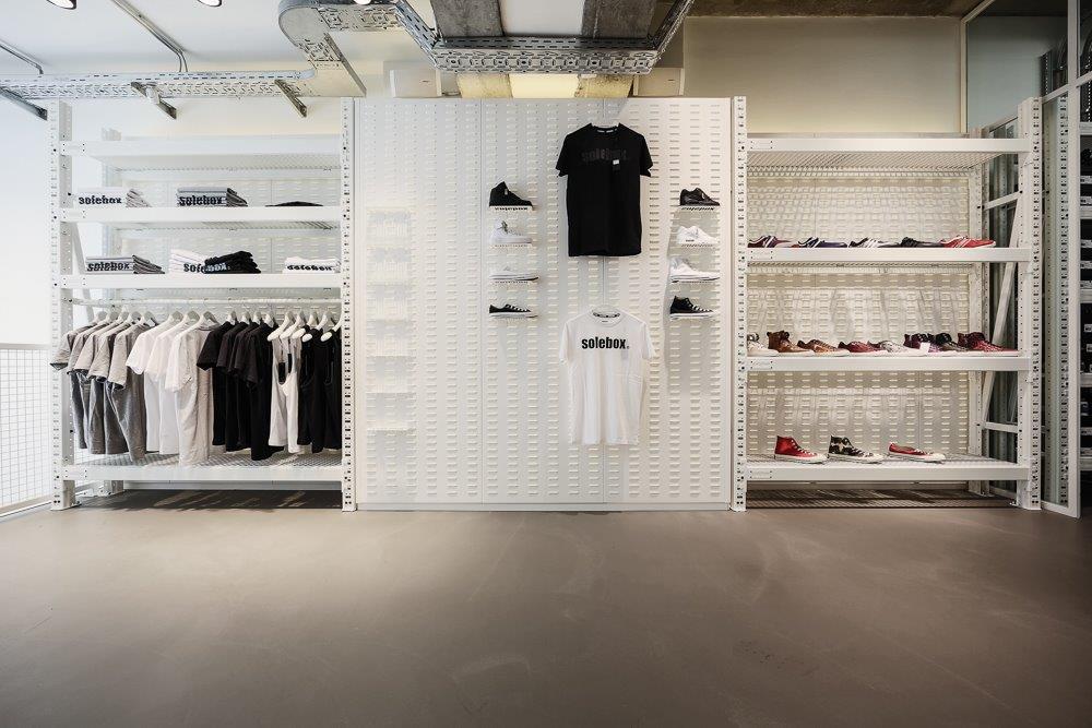 Solebox Opens New Location in Berlin