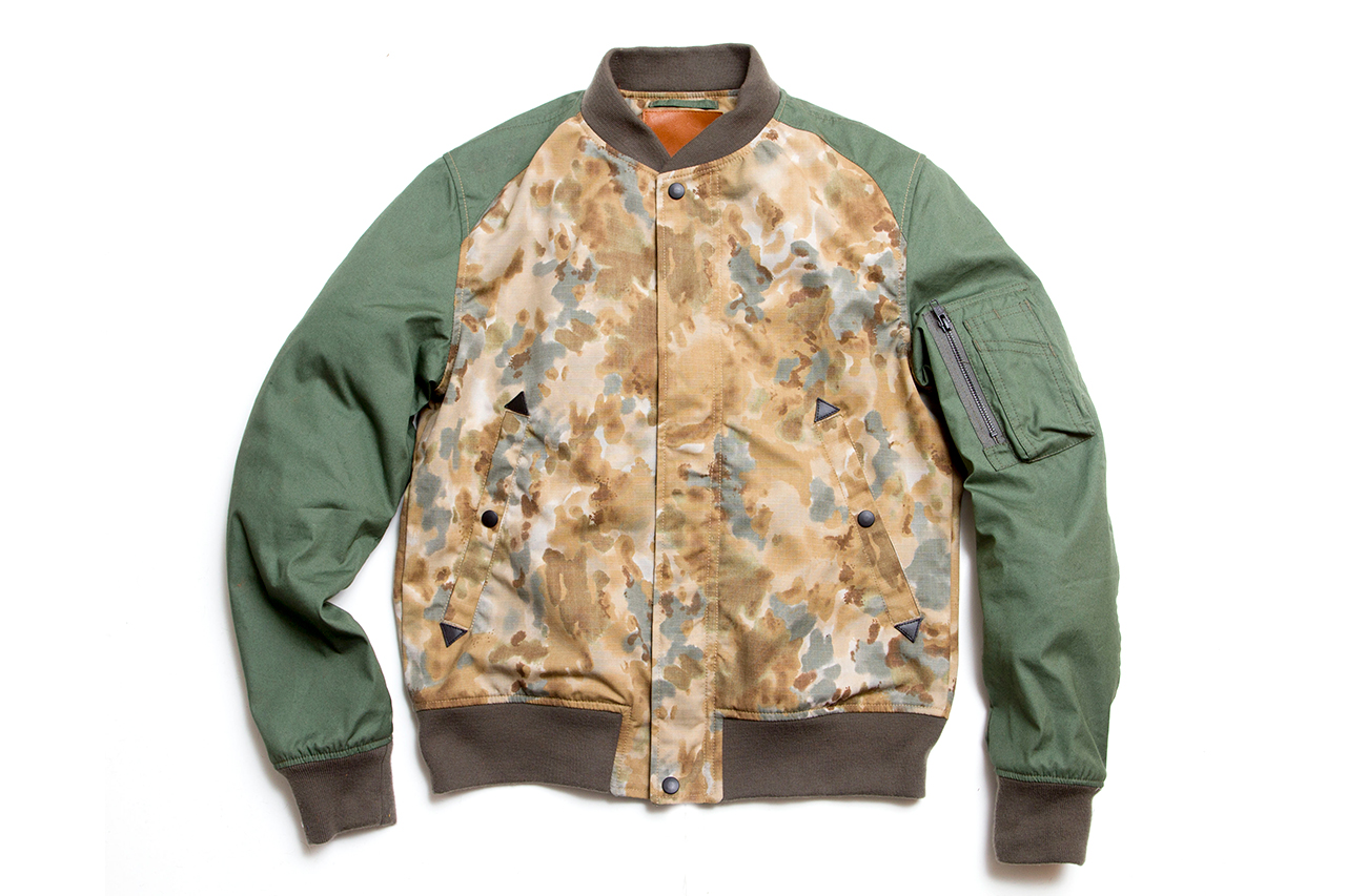 Spiewak 2015 Spring/Summer Golden Fleece