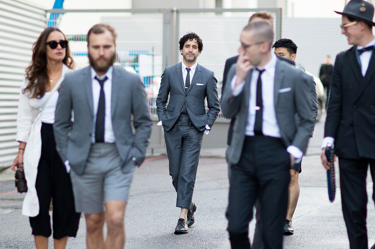 Streetsnaps: Paris Fashion Week 2015 Spring/Summer Part Two