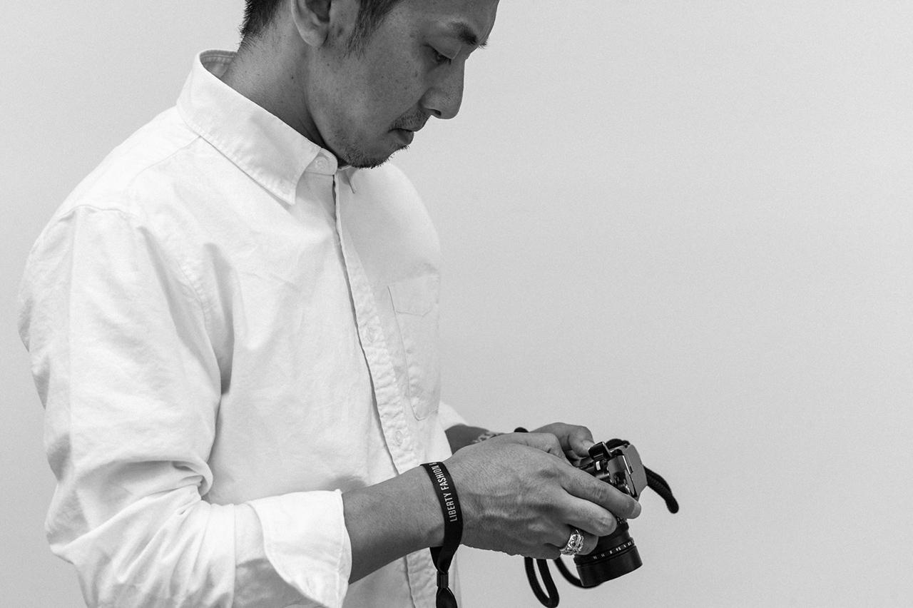 Streetsnaps: Ryo Ishikawa of VANQUISH