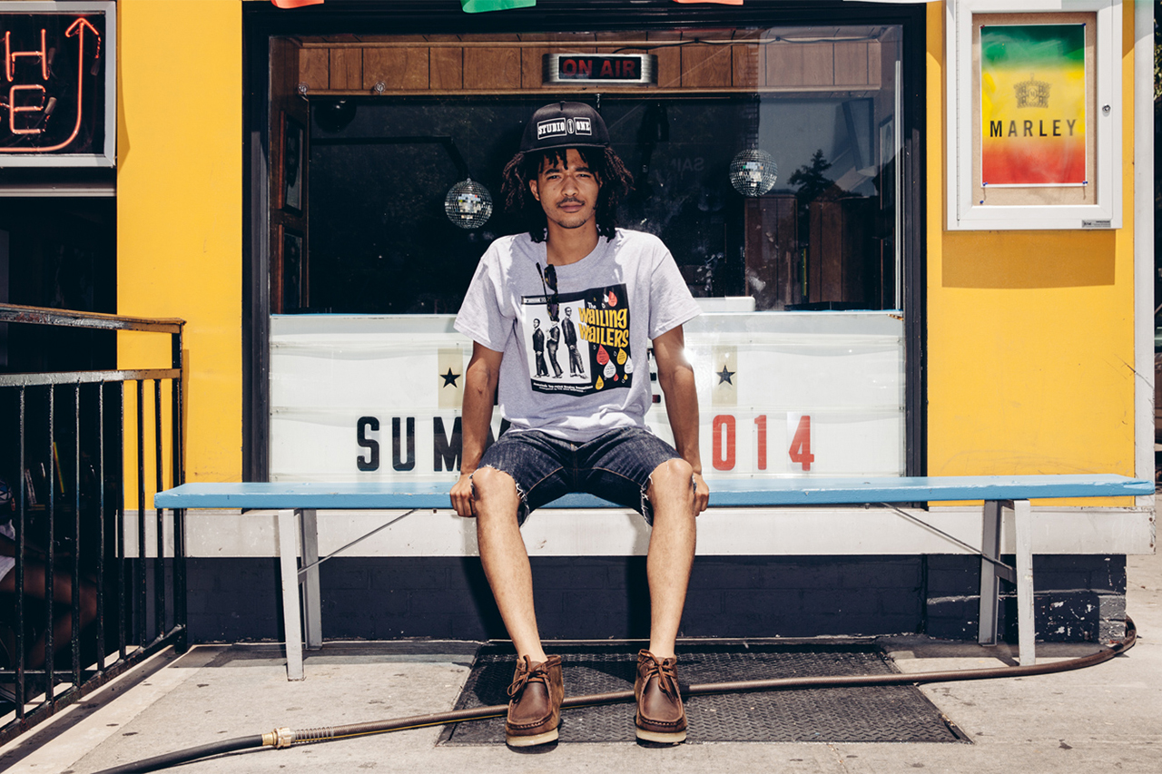 Studio One x 10.Deep 2014 Summer Lookbook
