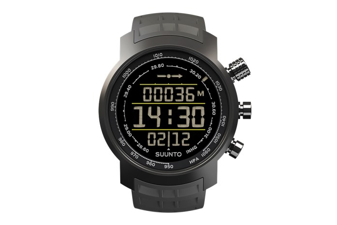 Suunto Elementum Terra Stealth Watch