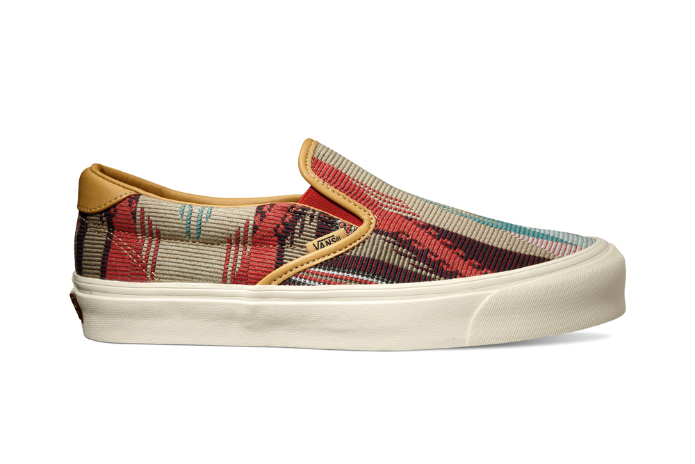 Taka Hayashi x Vault by Vans 2014 Fall TH OG Classic Slip-On 59 LX