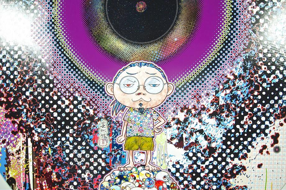 "Takashi Murakami ""Arhat Cycle"" @ Palazzo Reale Recap"