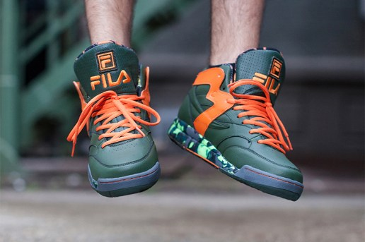 Teenage Mutant Ninja Turtles x Fila M-Squad