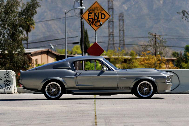 the 1967 mustang gt500 eleanor is hitting the auction block