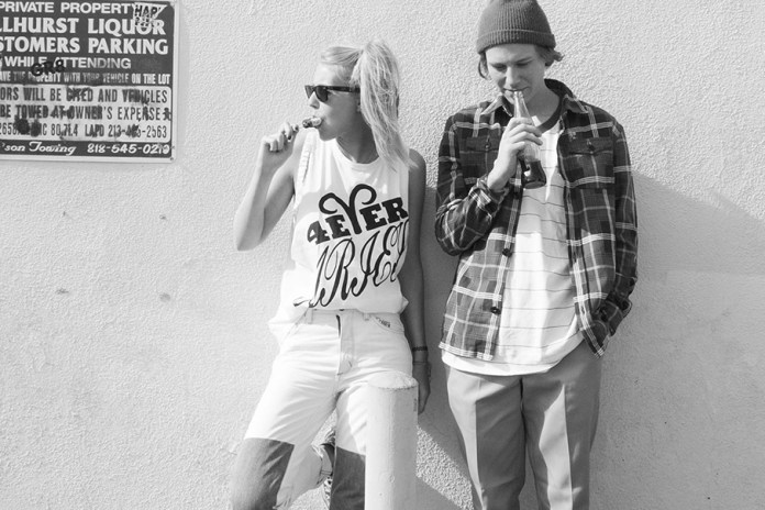 """The Goodhood Store 2014 Summer """"This Time Tomorrow"""" Editorial"""