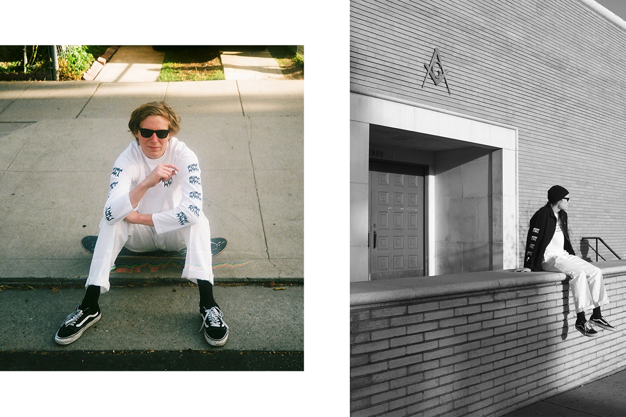 "The Goodhood Store 2014 Summer ""This Time Tomorrow"" Editorial"