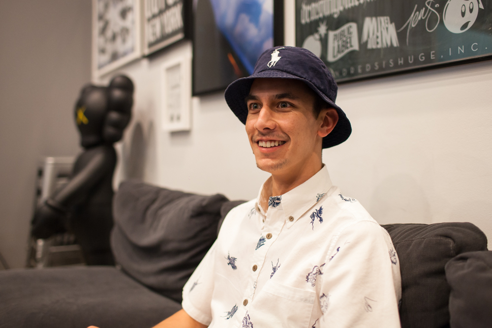 "The Hundreds Talks ""Post-Pop Art"" with Aaron Kai"