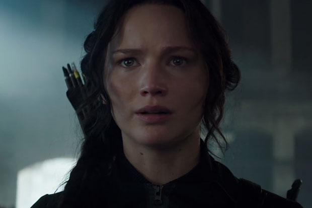 The Hunger Games: Mockingjay Part 1 Official Teaser Trailer