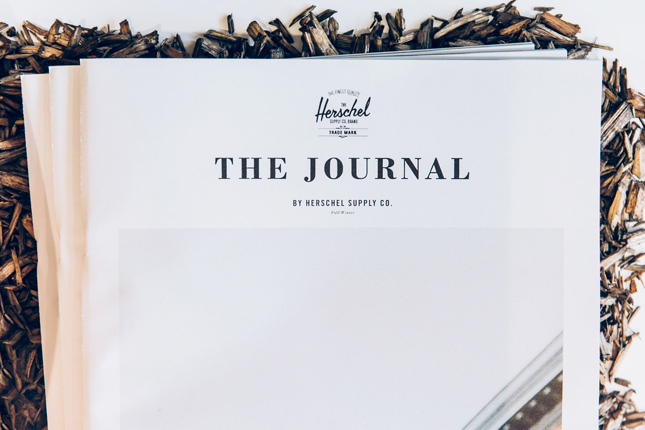 The Journal by Herschel Supply Co. – Issue Three Launch Recap