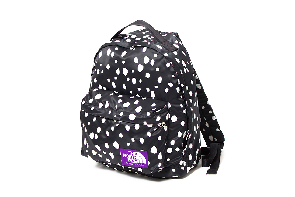 the north face purple label 2014 summer dalmatian print collection