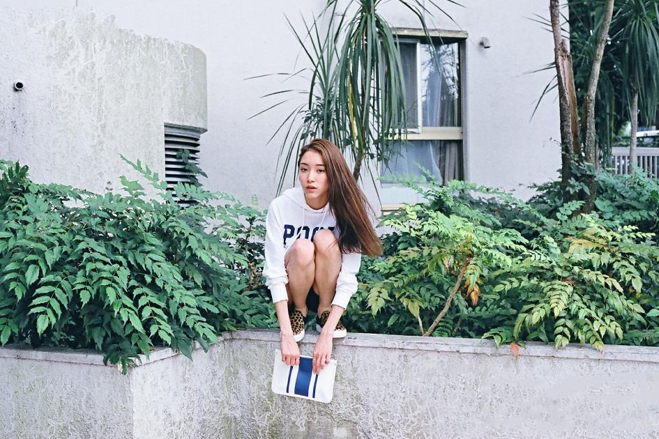 """the POOL aoyama """"SWIM in the POOL"""" Editorial"""
