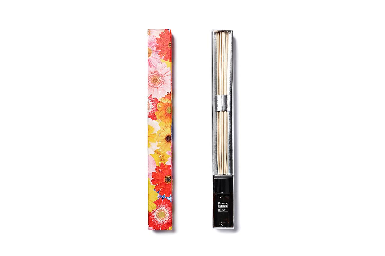 the POOL aoyama x retaW Fragrance Desktop Reed Diffuser