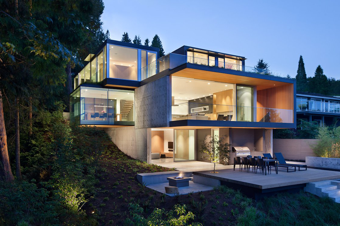 The Russet Residence by Splyce Design