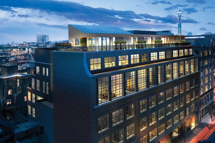 The Saint Martins Lofts in London