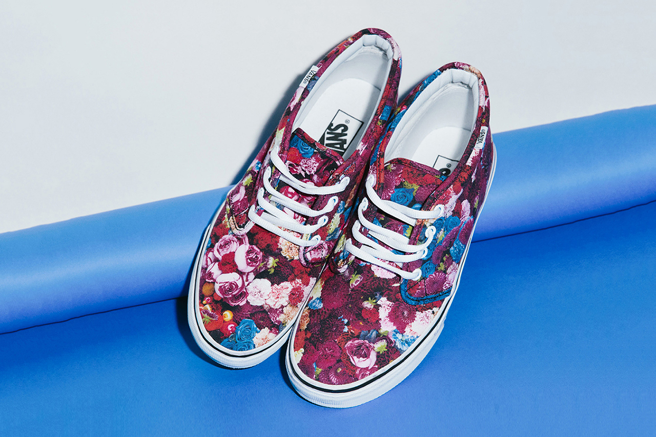 Thierry Boutemy x Opening Ceremony x Vans 2014 Collection