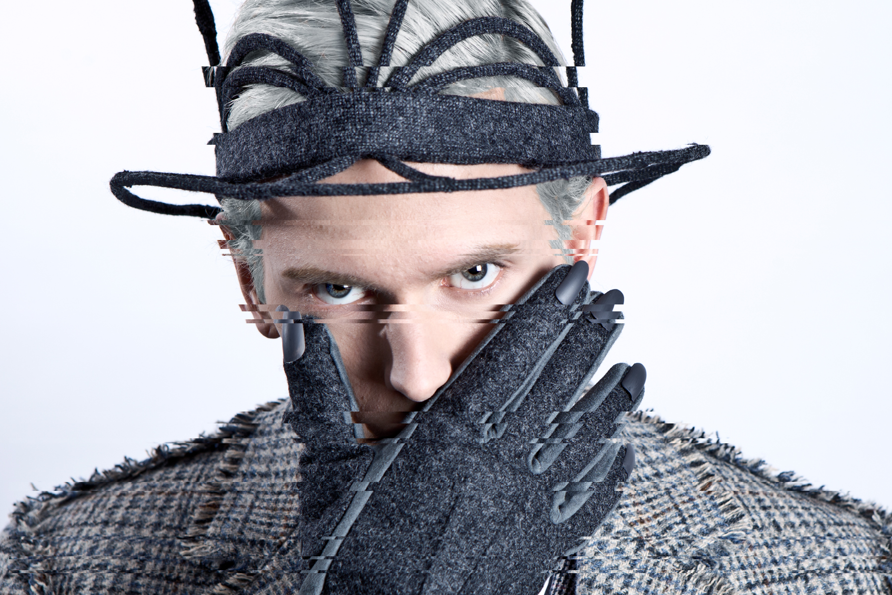 "Thom Browne 2014 Spring/Summer ""Dystopian"" Editorial"