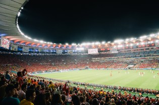THROUGH THE LENS: The 2014 World Cup in Brazil
