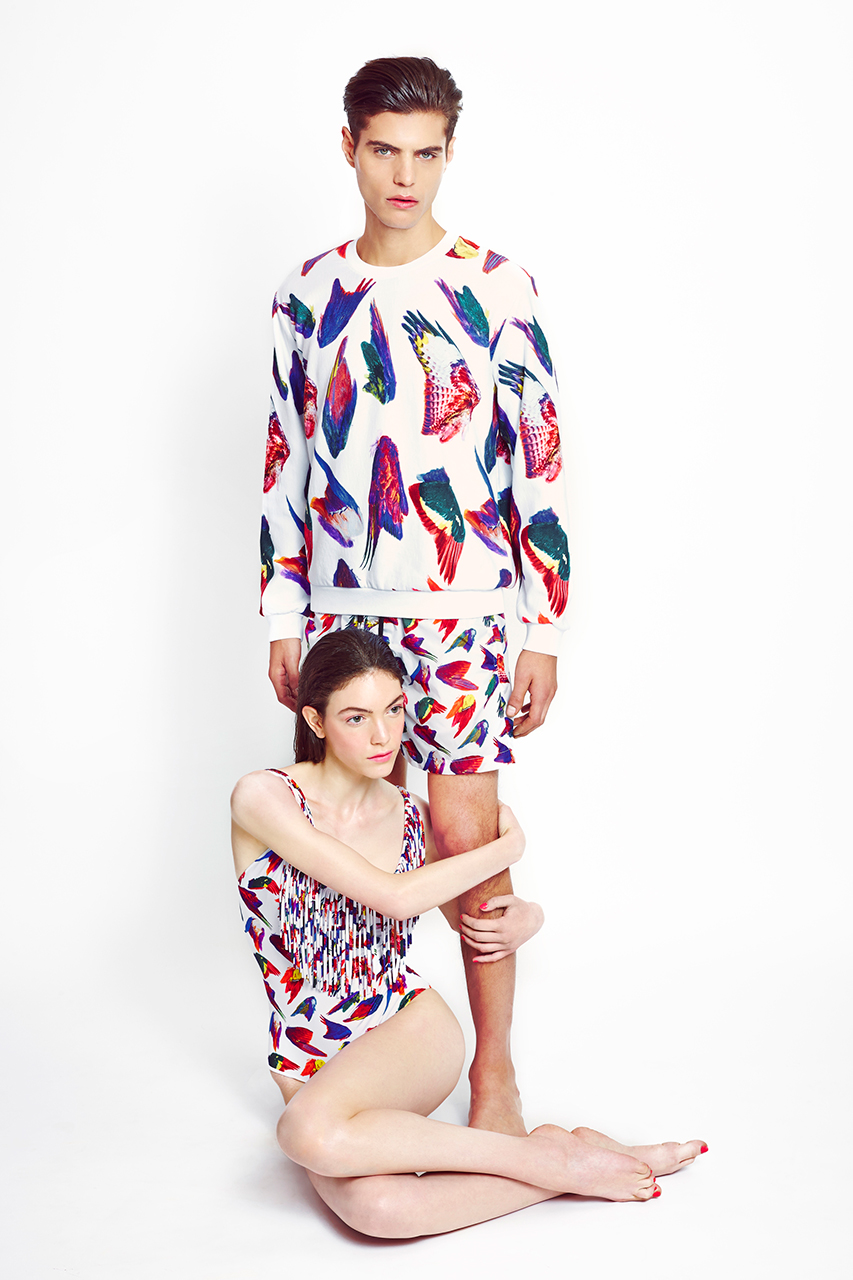 TOILETPAPER x MSGM 2014 Summer Collection