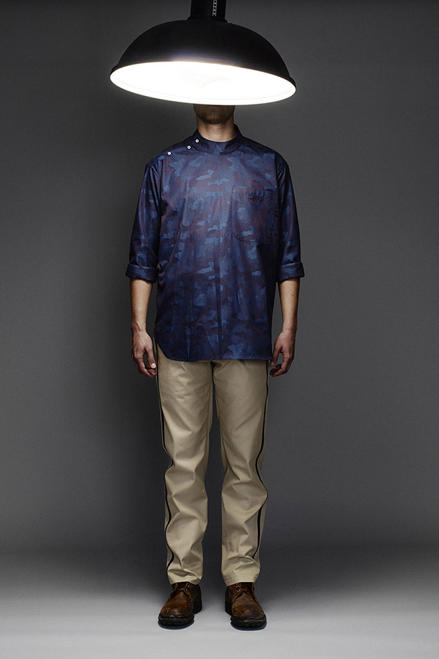 Tonsure 2015 Spring/Summer Lookbook