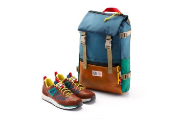 Topo Designs x Salomon Collaboration