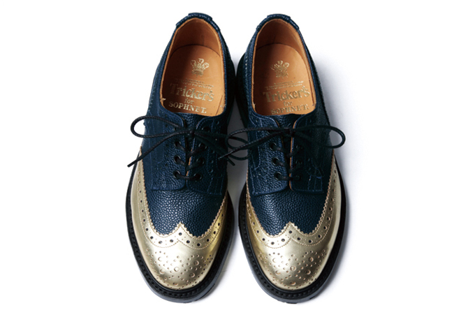 trickers for sophnet 2014 fall winter wingtip