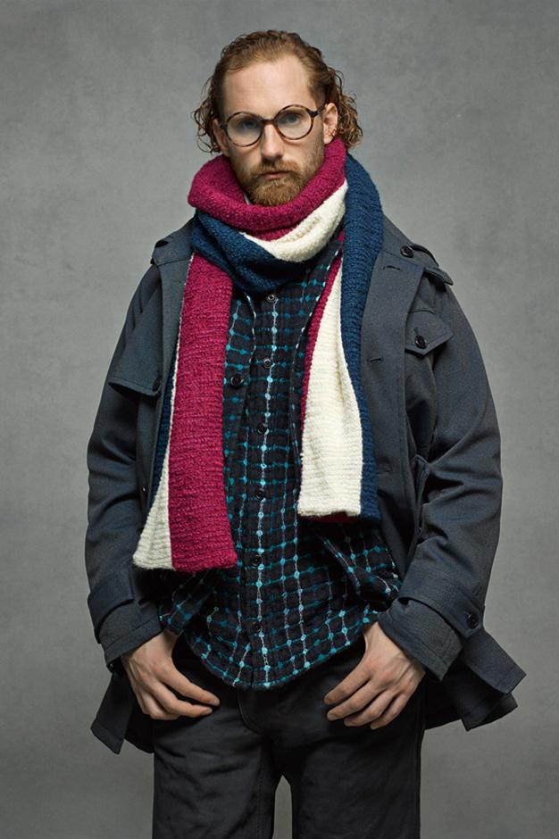 ts(s) 2014 Fall/Winter Lookbook