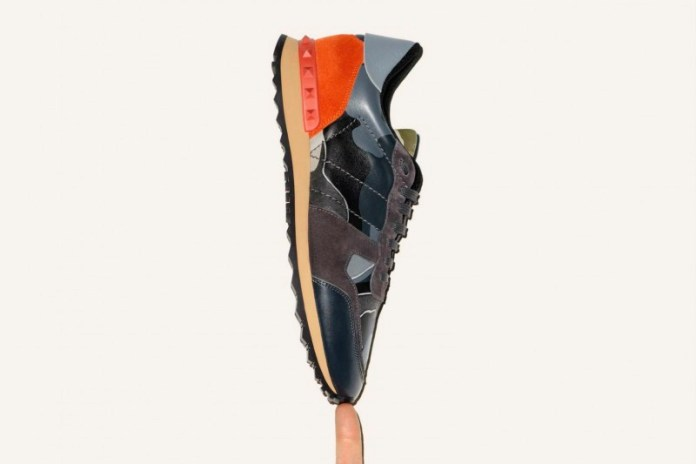 Valentino 2014 Fall/Winter Sneakers Campaign