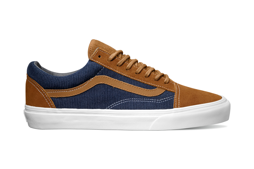 vans california 2014 fall material mixup collection