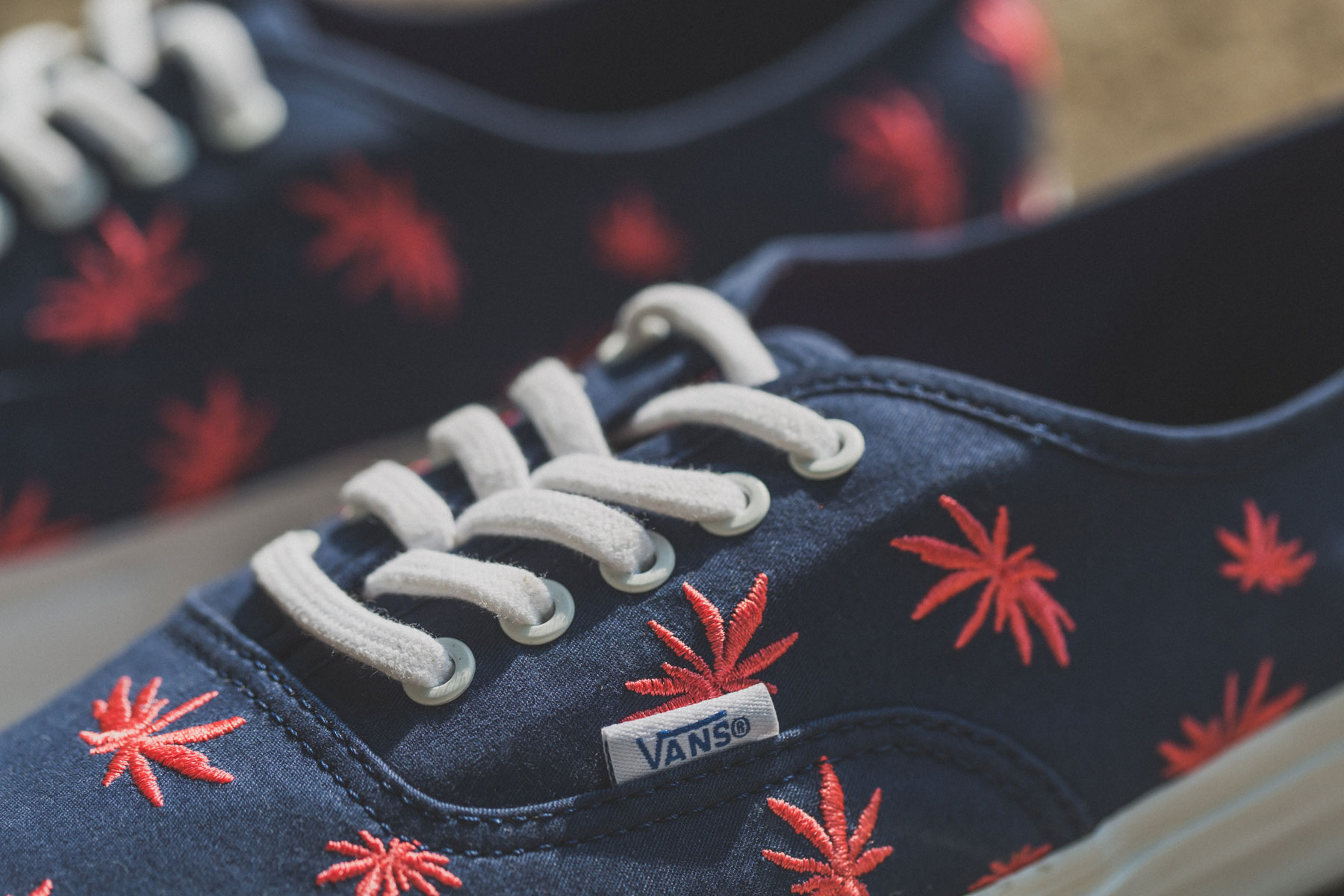 vault by vans 2014 palm embroidery pack