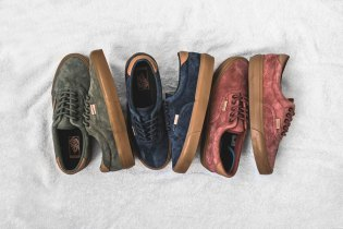 "Vans California 2014 Summer ""P&S"" Pack"