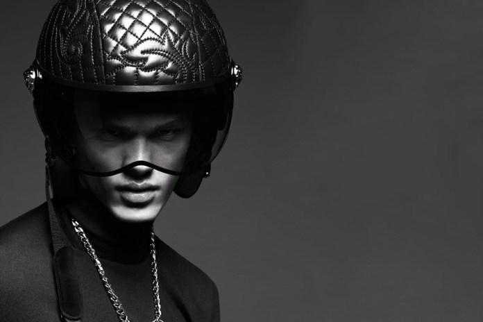 Versace 2014 Fall/Winter Campaign