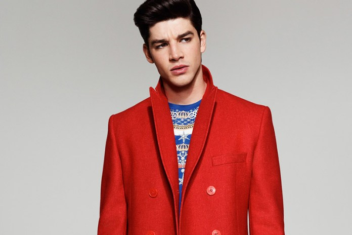 Versace Collection 2014 Fall/Winter Lookbook