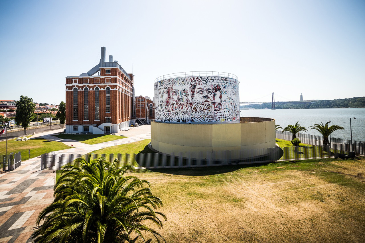 "Vhils ""Dissection"" Exhibition @ Electric Museum Lisbon Recap"
