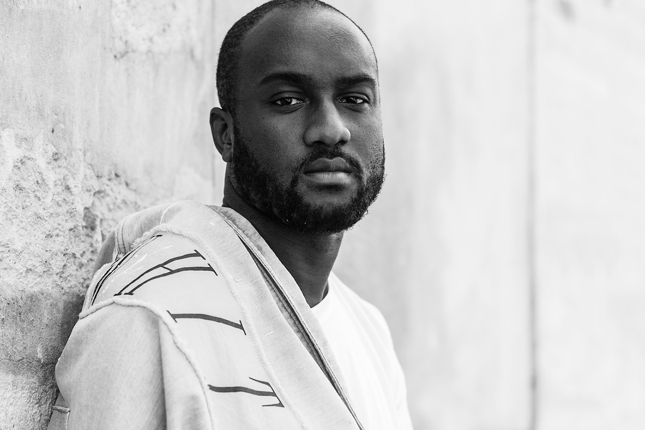 Virgil Abloh Talks OFF-WHITE with CR Fashion Book