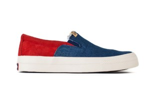 visvim 2014 Summer SKAGWAY SLIP-ON