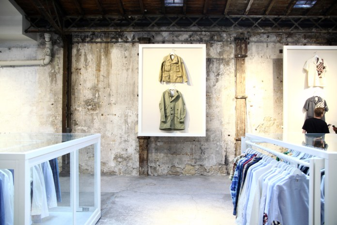 visvim 2015 Spring/Summer Preview