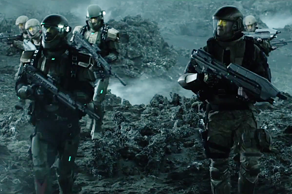 Watch the Trailer for the Live Action Series Halo: Nightfall