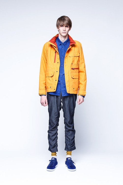 White Mountaineering 2015 Spring/Summer Collection