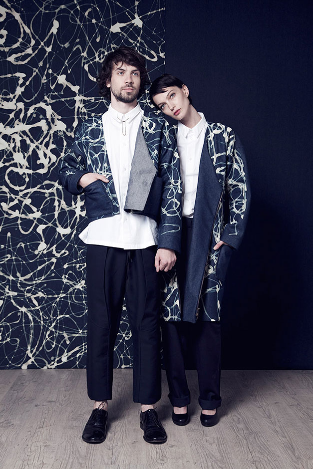wilfried lantoine 2015 spring summer lookbook