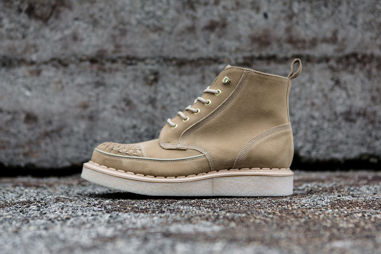 wings+horns x George Cox Desert Creeper