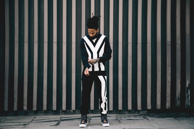 Y-3 2014 Fall Editorial by Wish