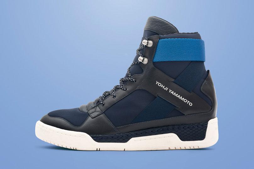 """Y-3 2014 Hayex High """"Blue"""""""