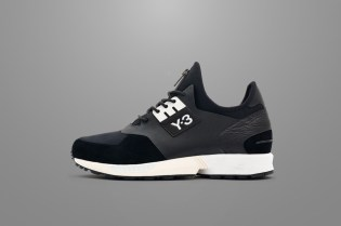 "Y-3 2014 Fall ZX Zip ""Black"""