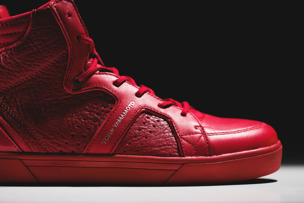 "Y-3 Rydge ""All Red"""